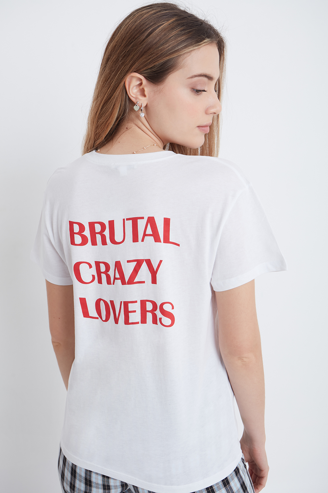 T-Shirt Brutal crazy lovers