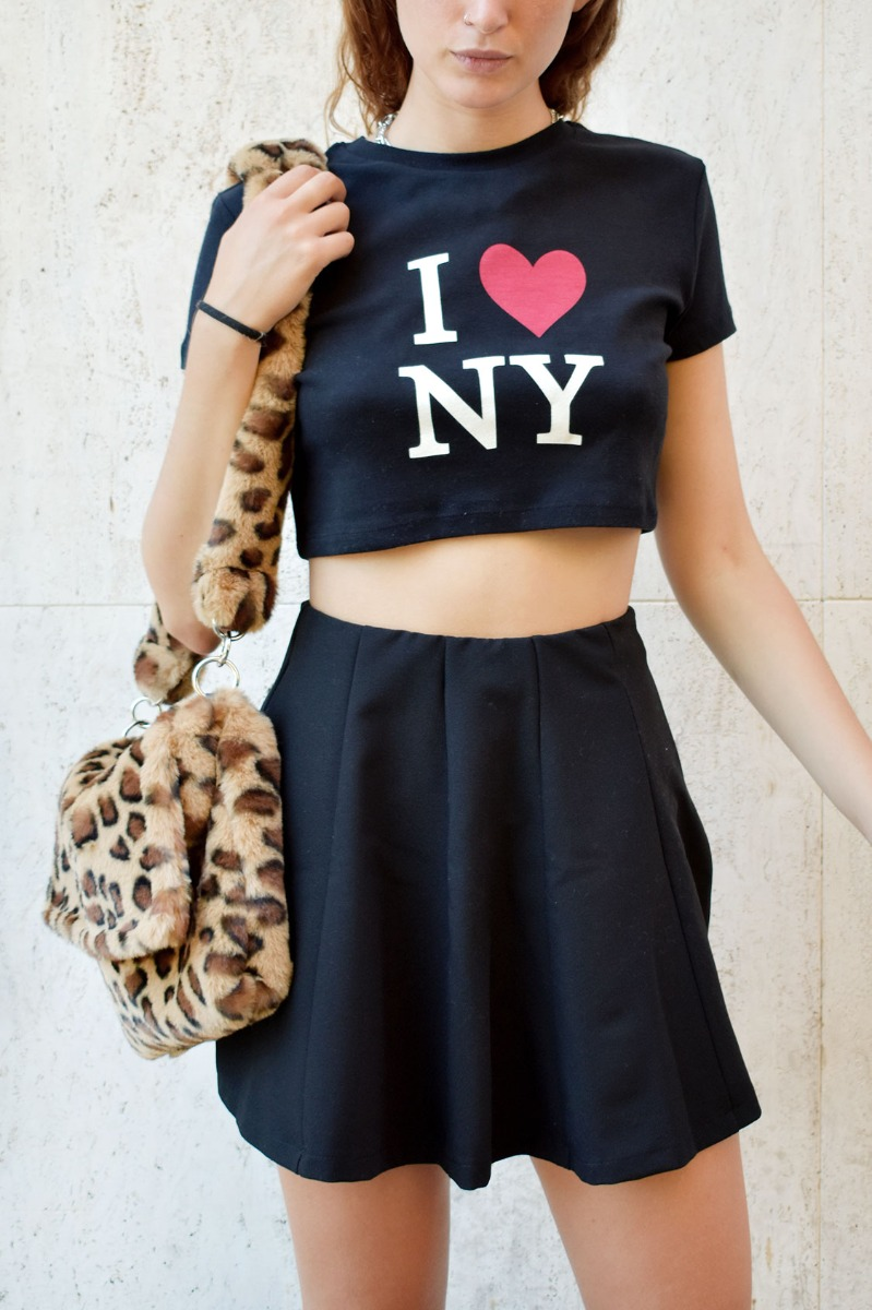 T-shirt I love N.Y.