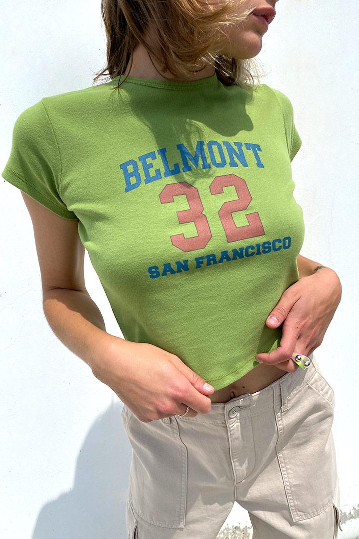 Camiseta Belmont