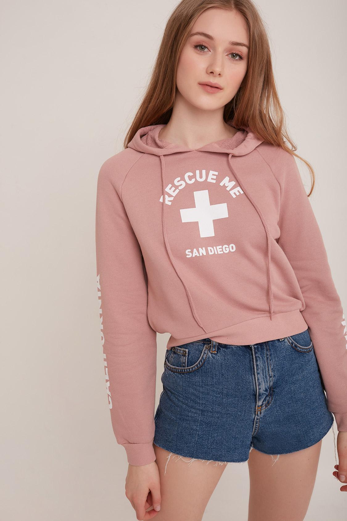 Rescue me hoodie