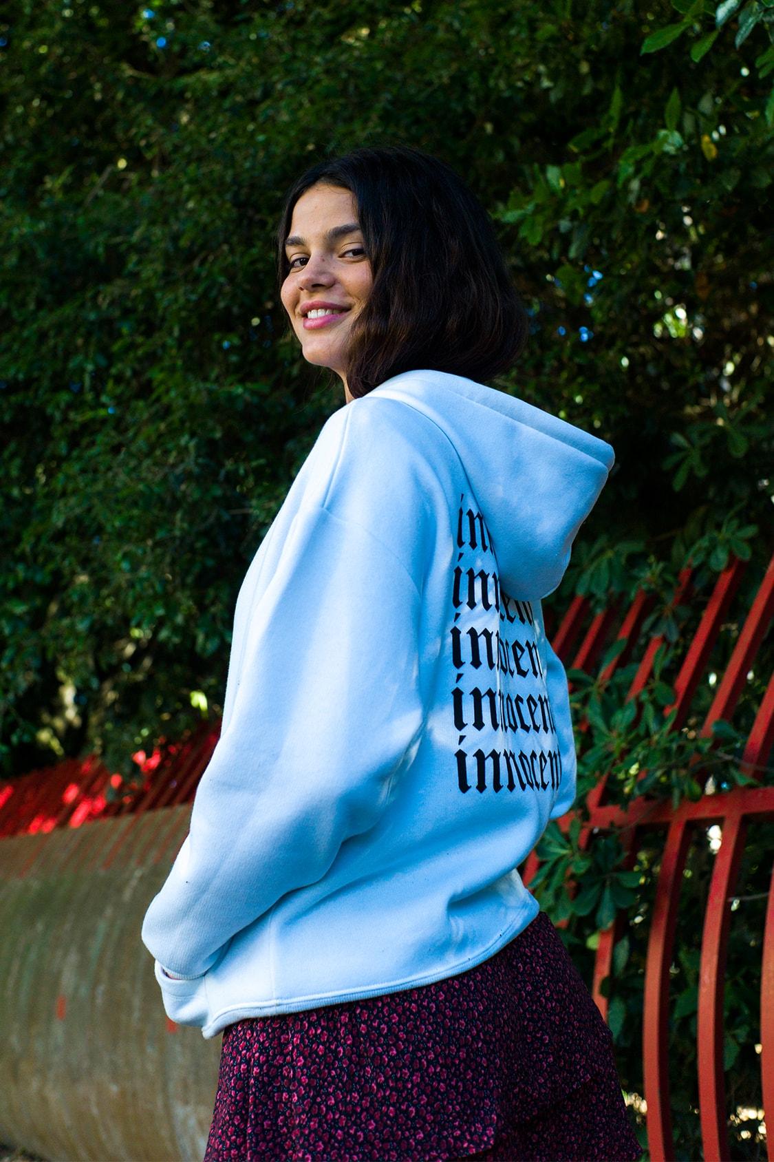 Innocent printed hoodie