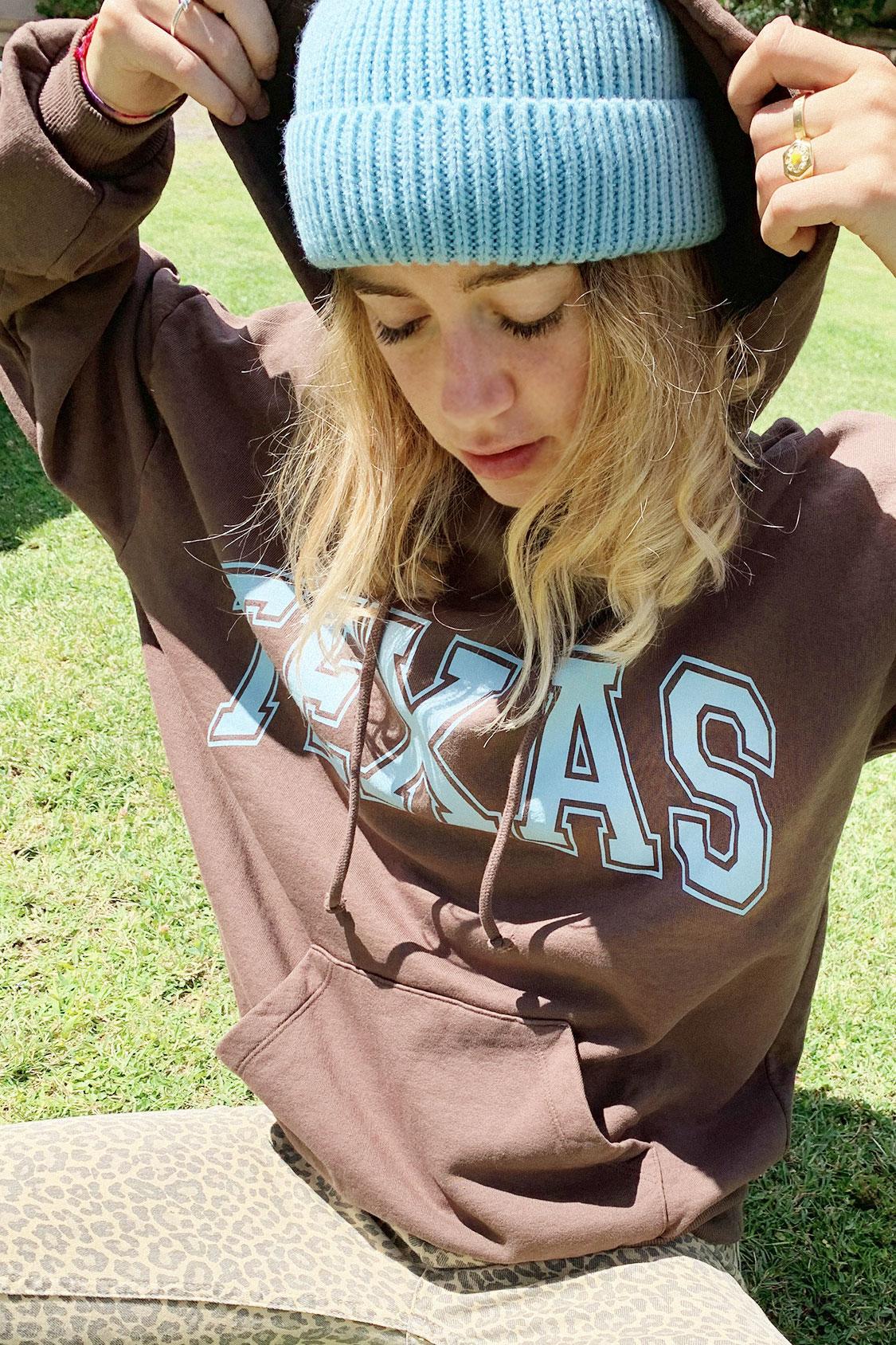 Sudadera Texas
