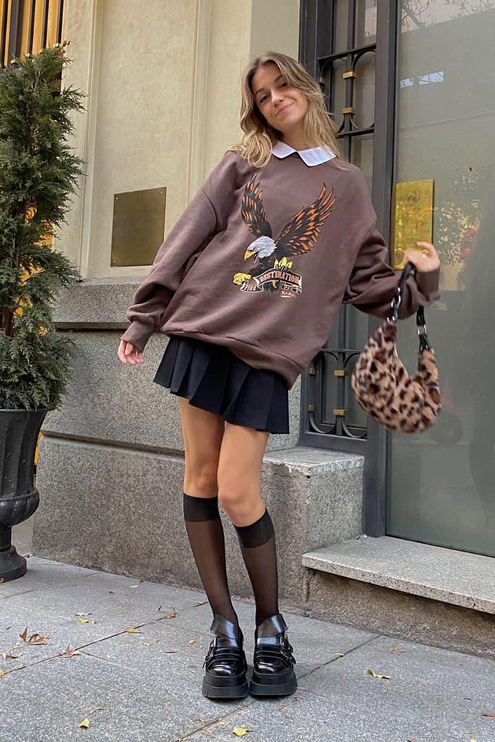 Sweatshirt Eagle
