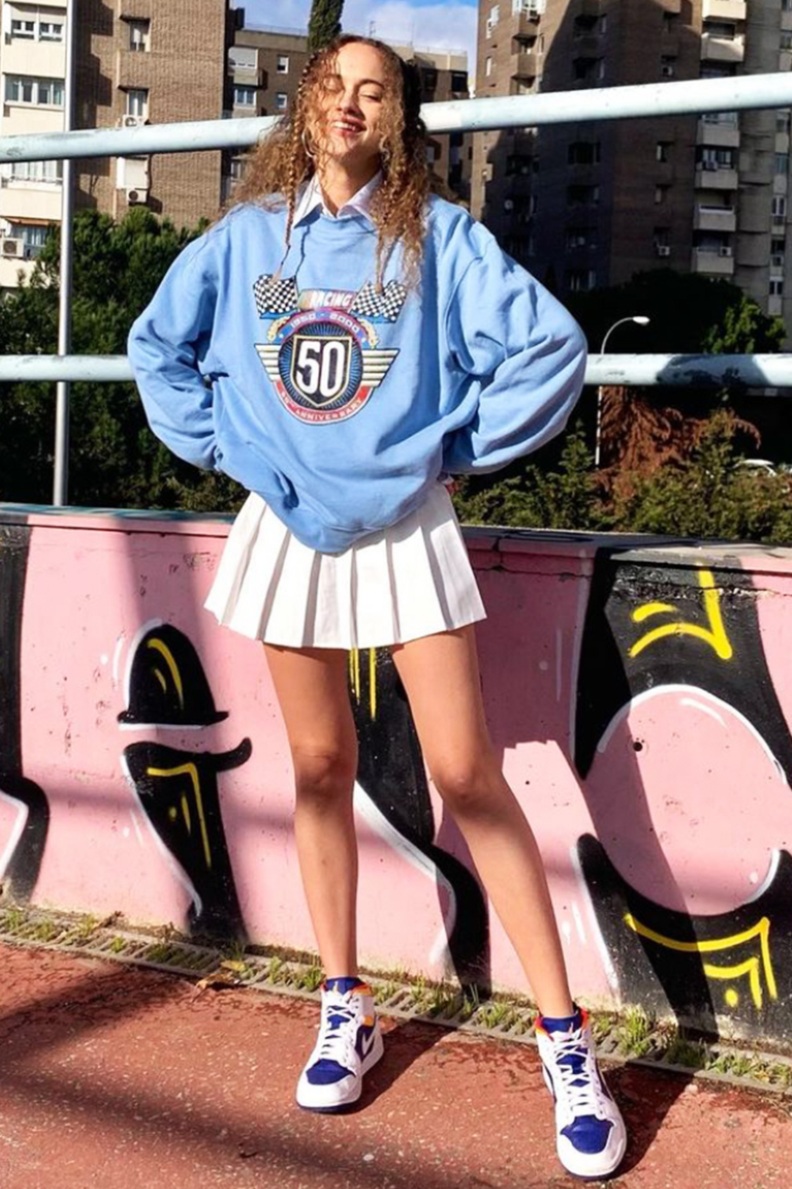 Pullover 50 racing