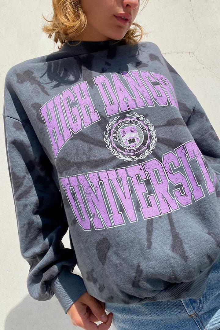 Remixed sweatshirt