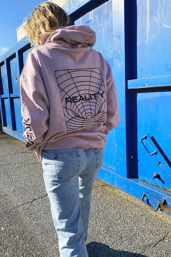 Distortion hoodie