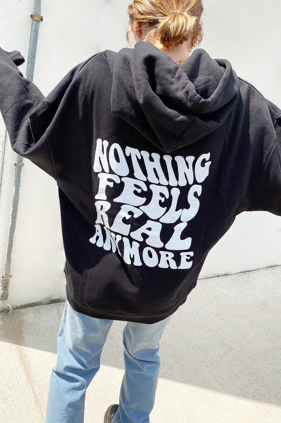 Sudadera Nothing