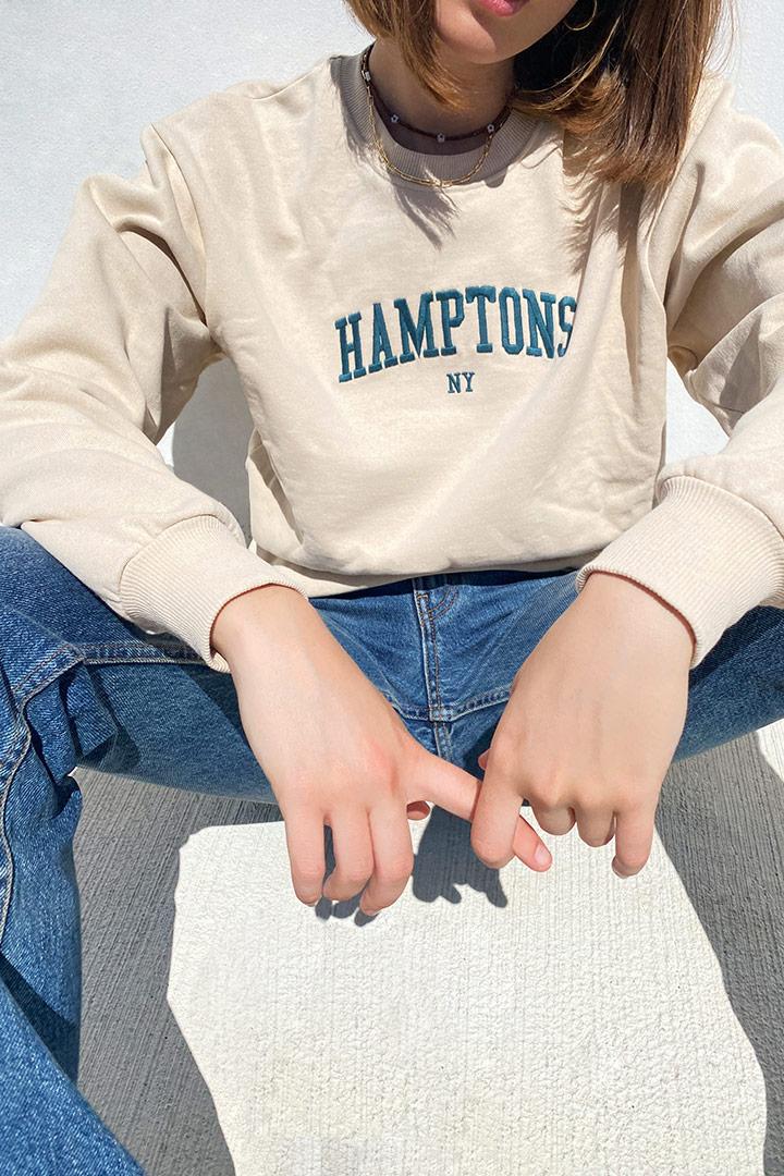 Felpa Hamptons
