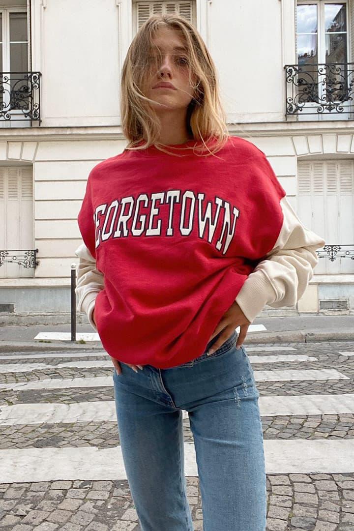 Felpa Georgetown