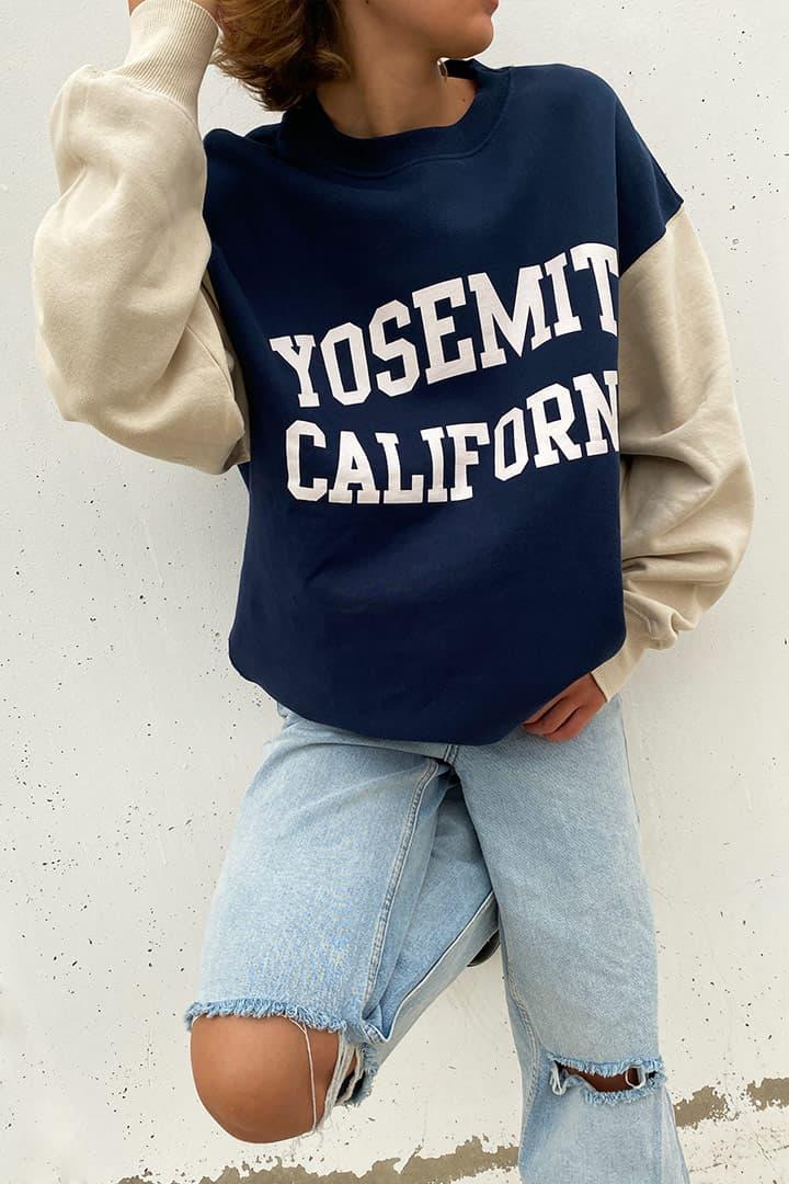 Sudadera Yosemite