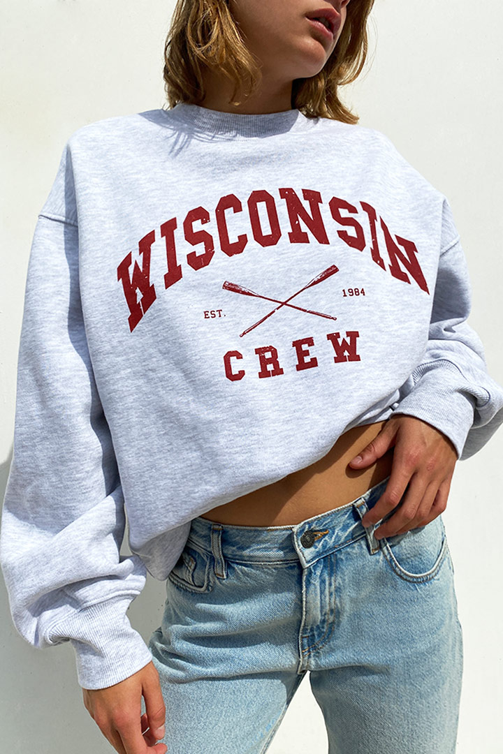 Pullover Wisconsin