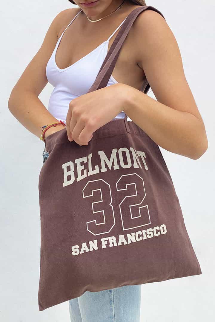 Belmont shopper