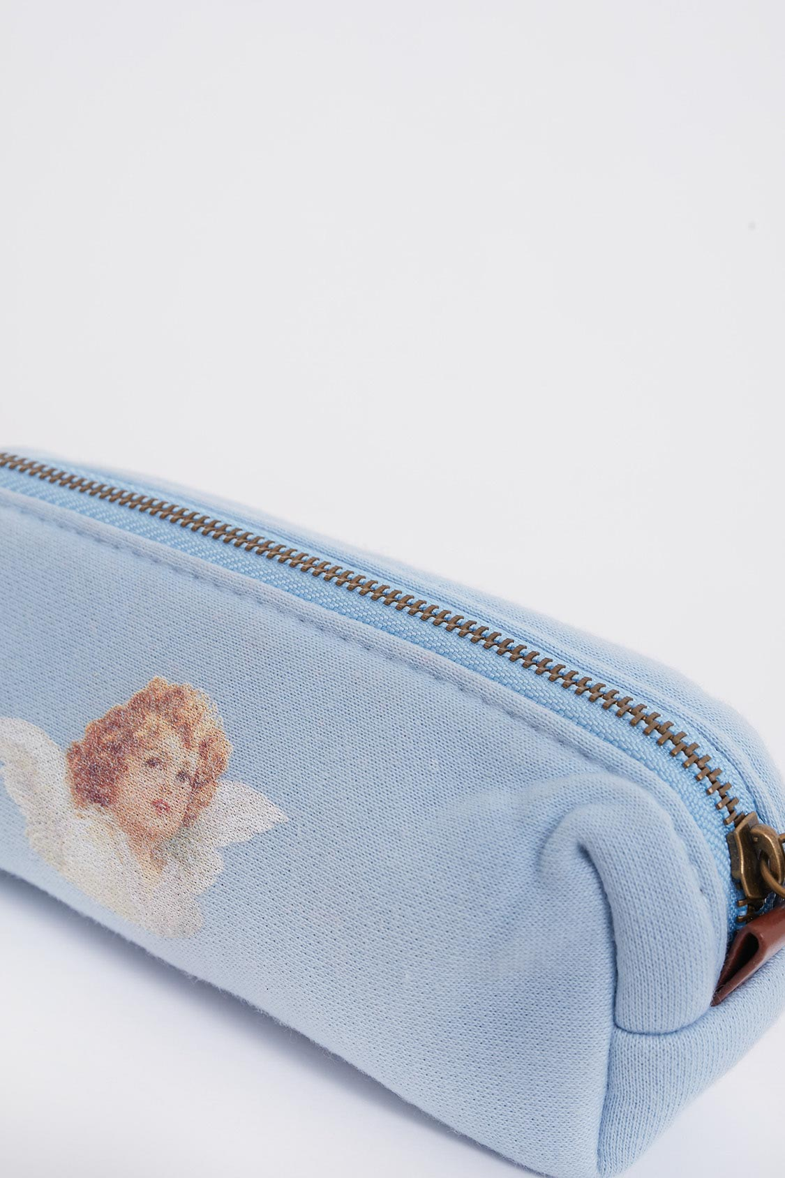 Angel printed pencil case