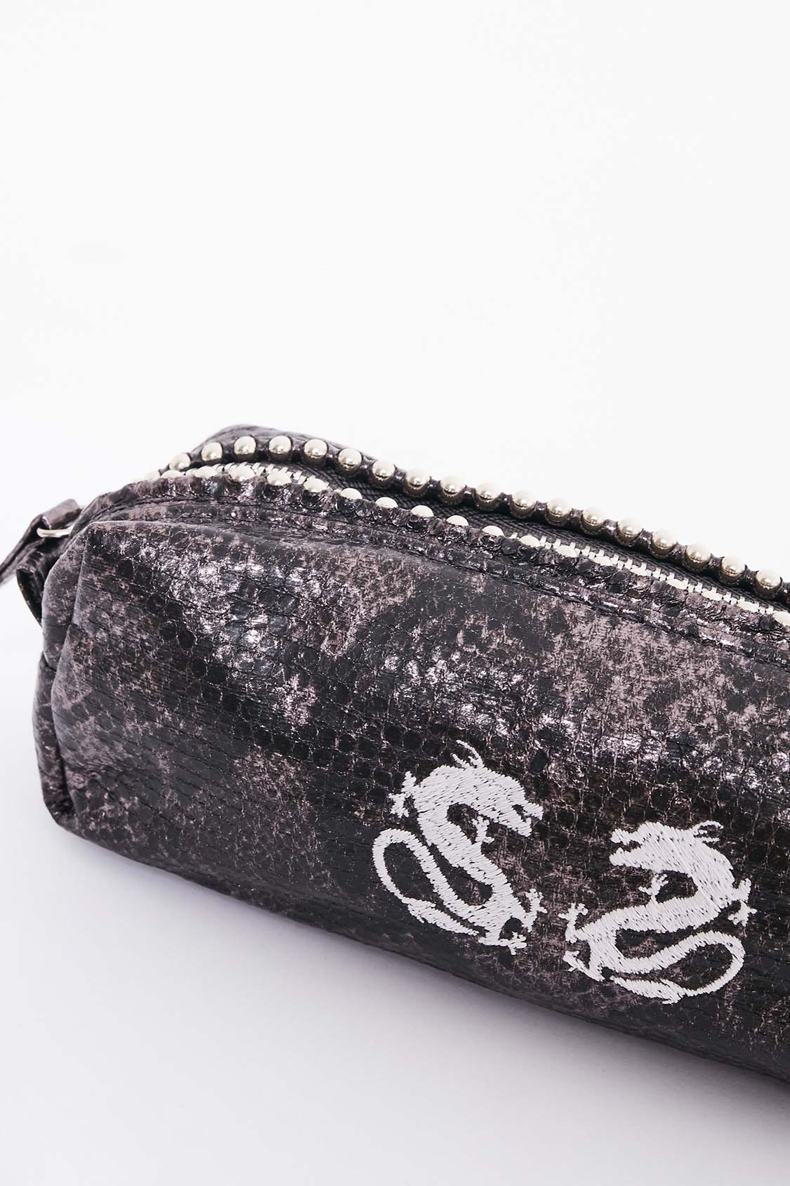 Dragons printed pencil case