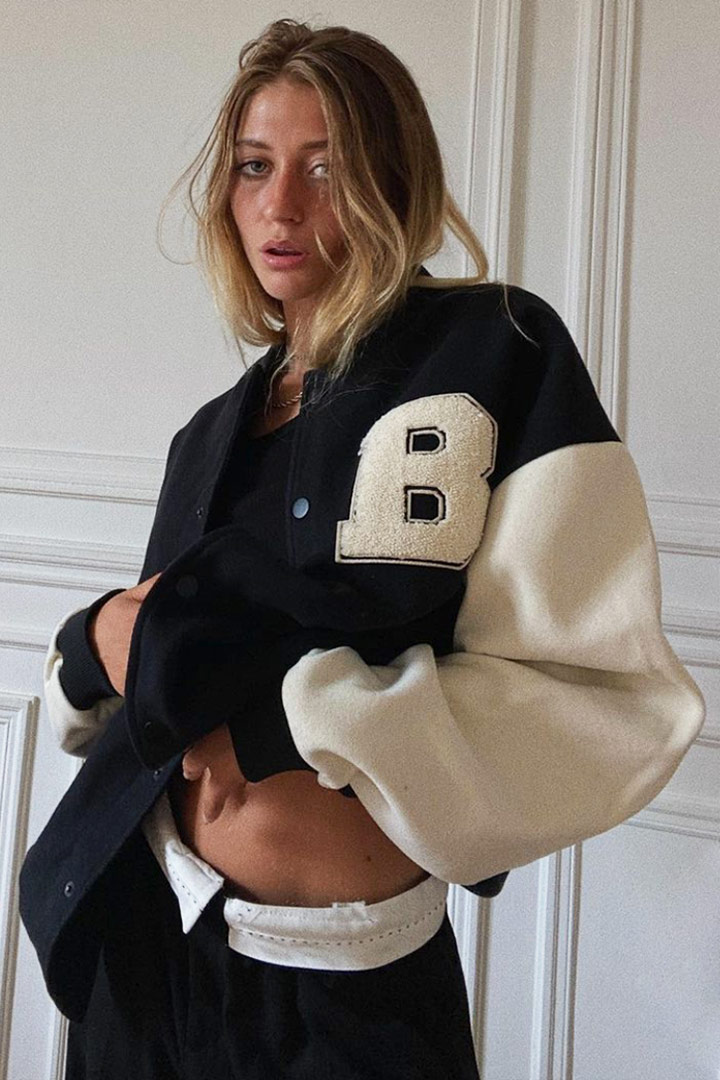 Bomber patch B