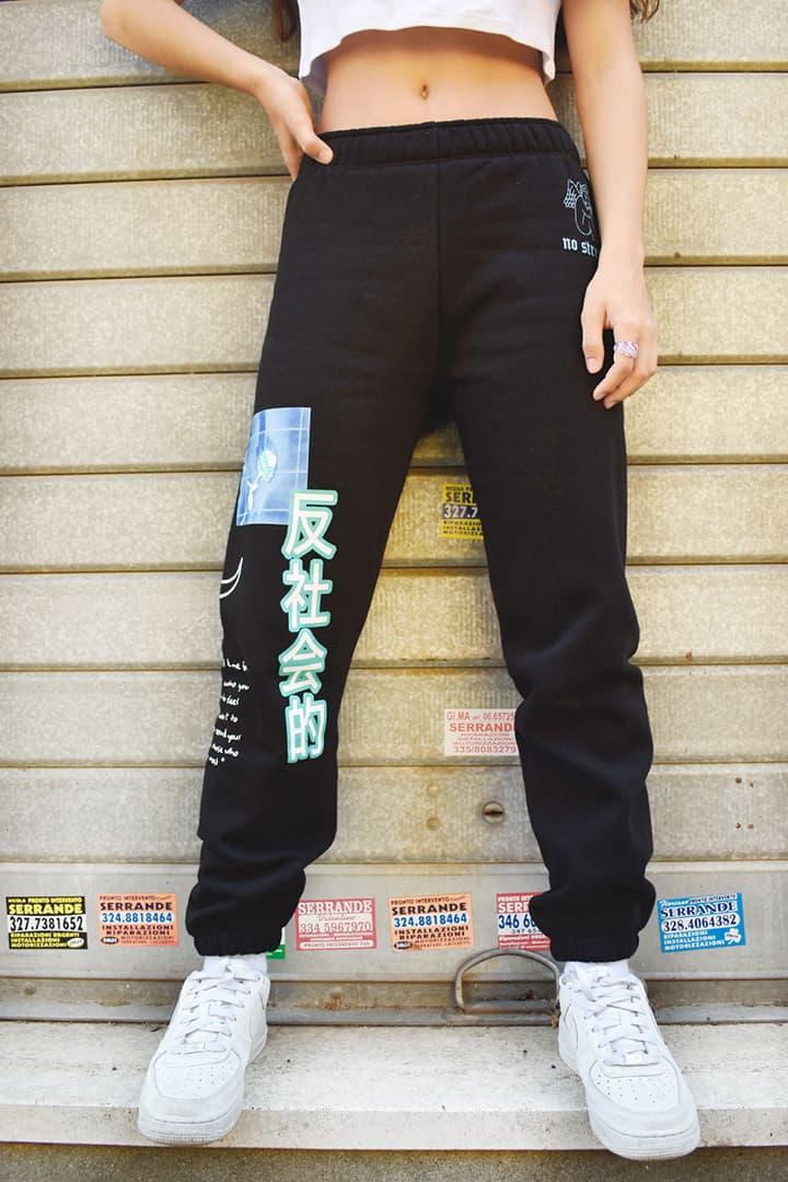 Pantaloni tuta No stress