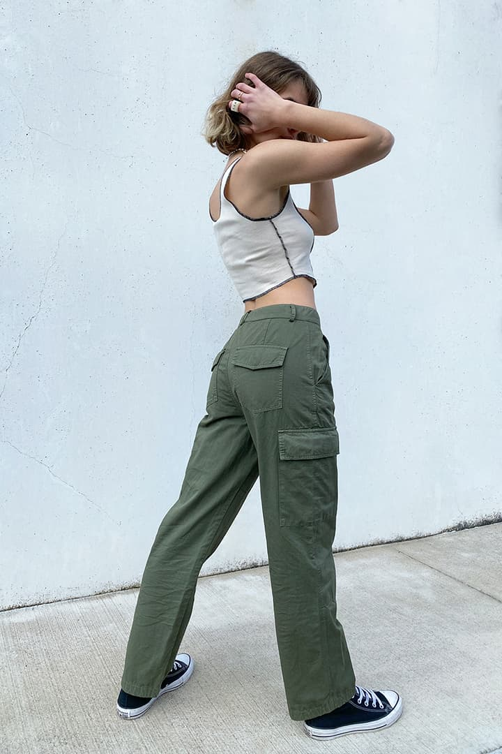 Remixed pants