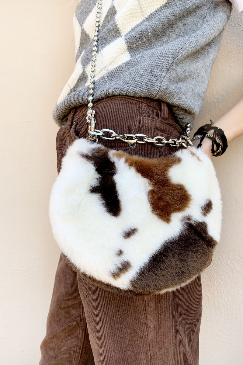 Cow effect bag