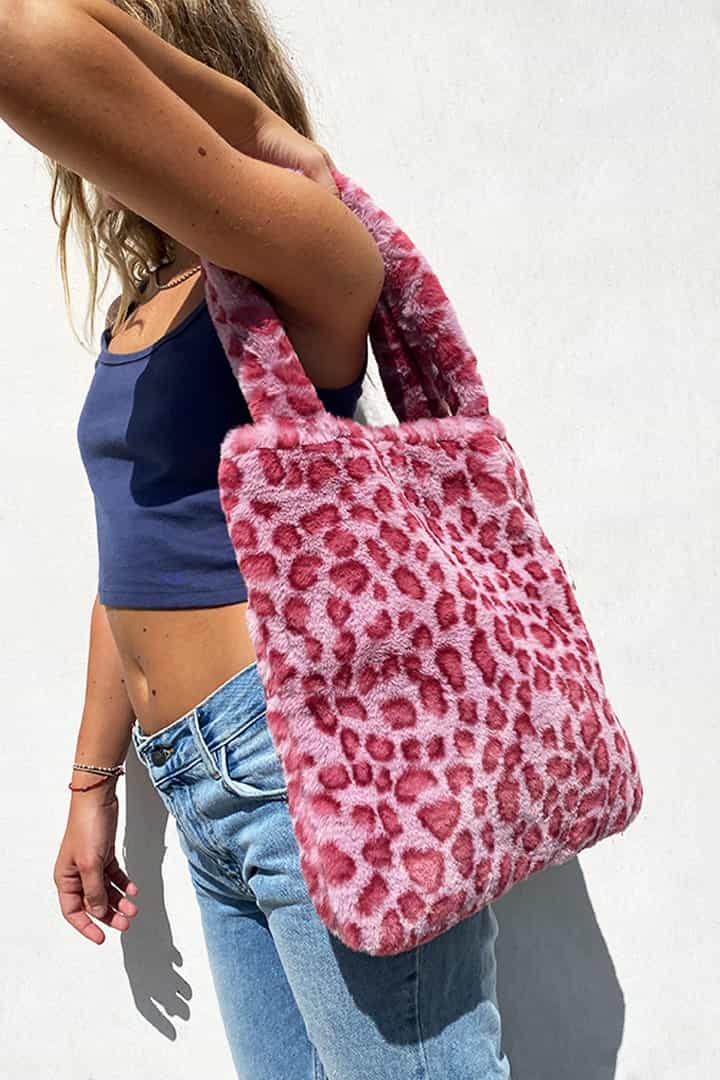 Shopping Bag Animalprint