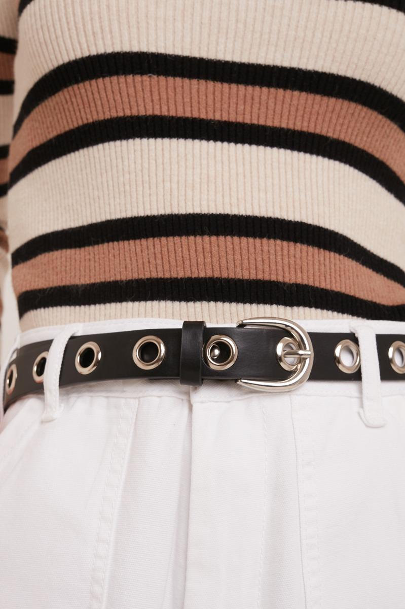 Cinturón tachuelas
