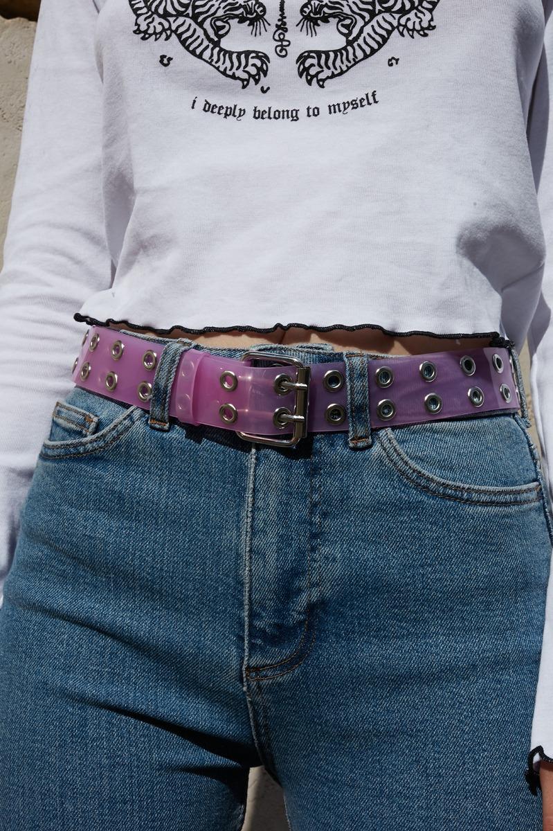 Cintura borchie