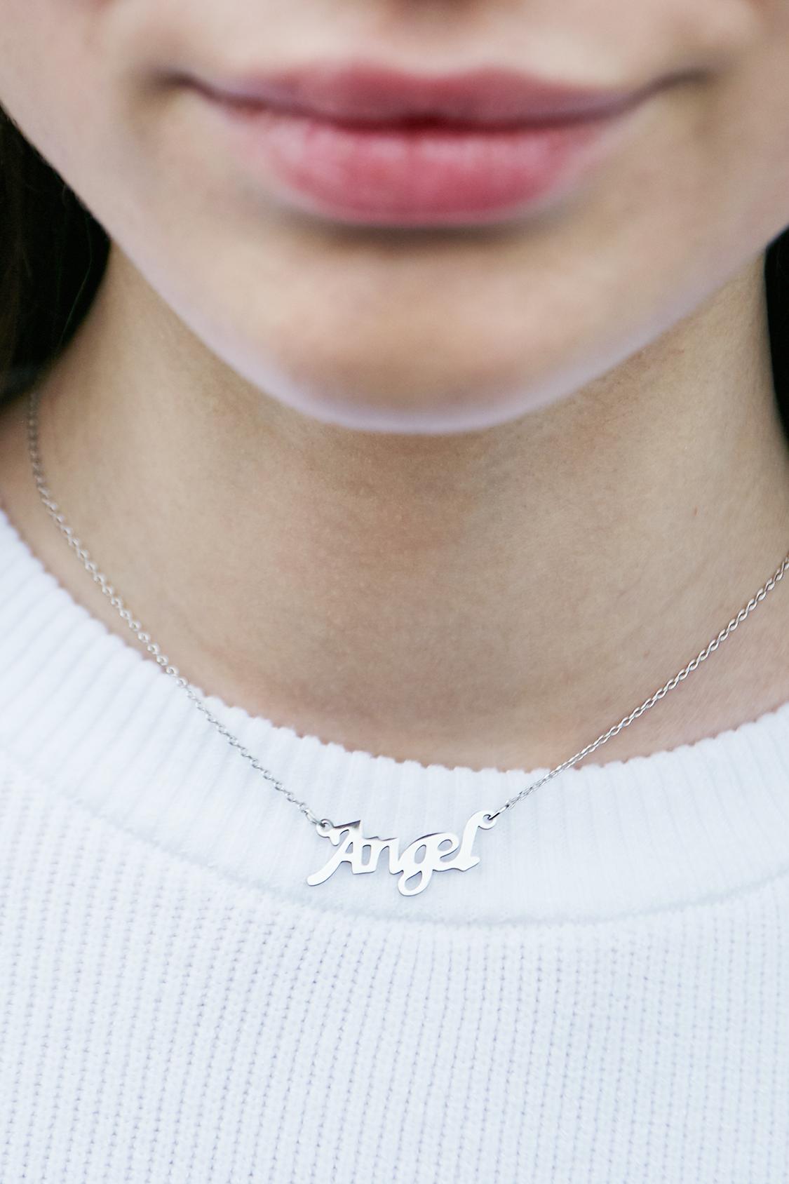 Collar Angel