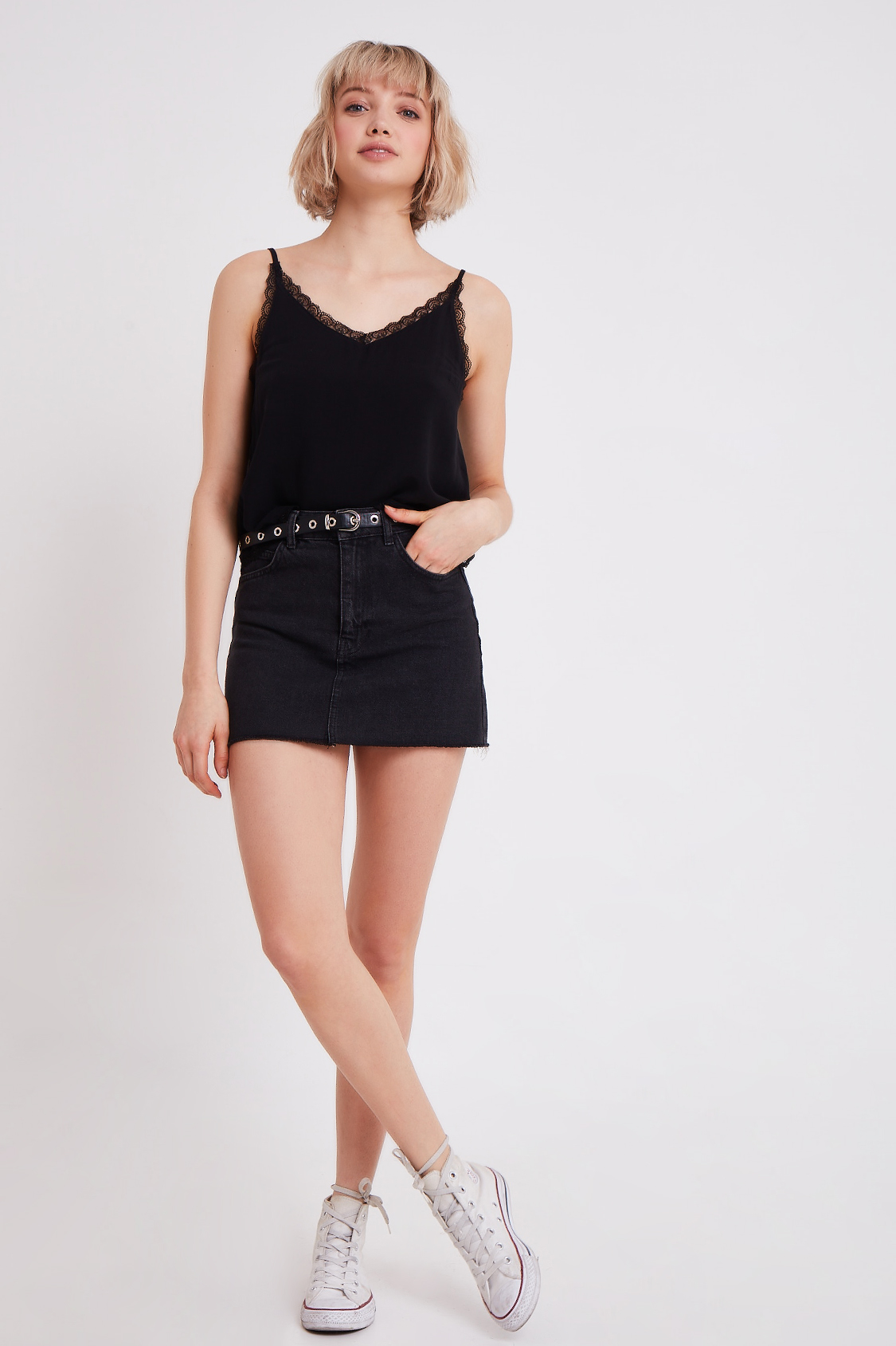 Top a V pizzo