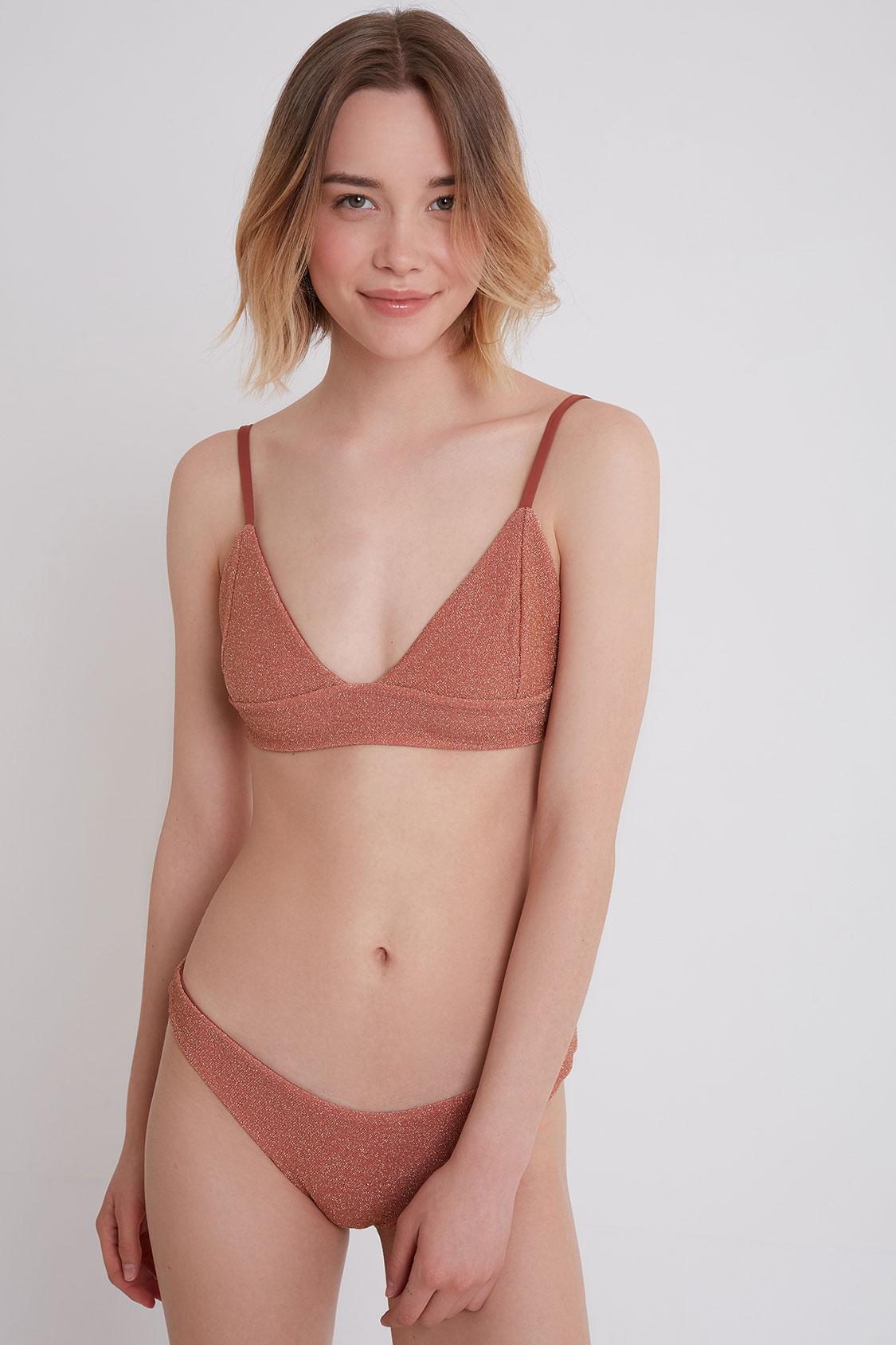 Slip bikini lurex
