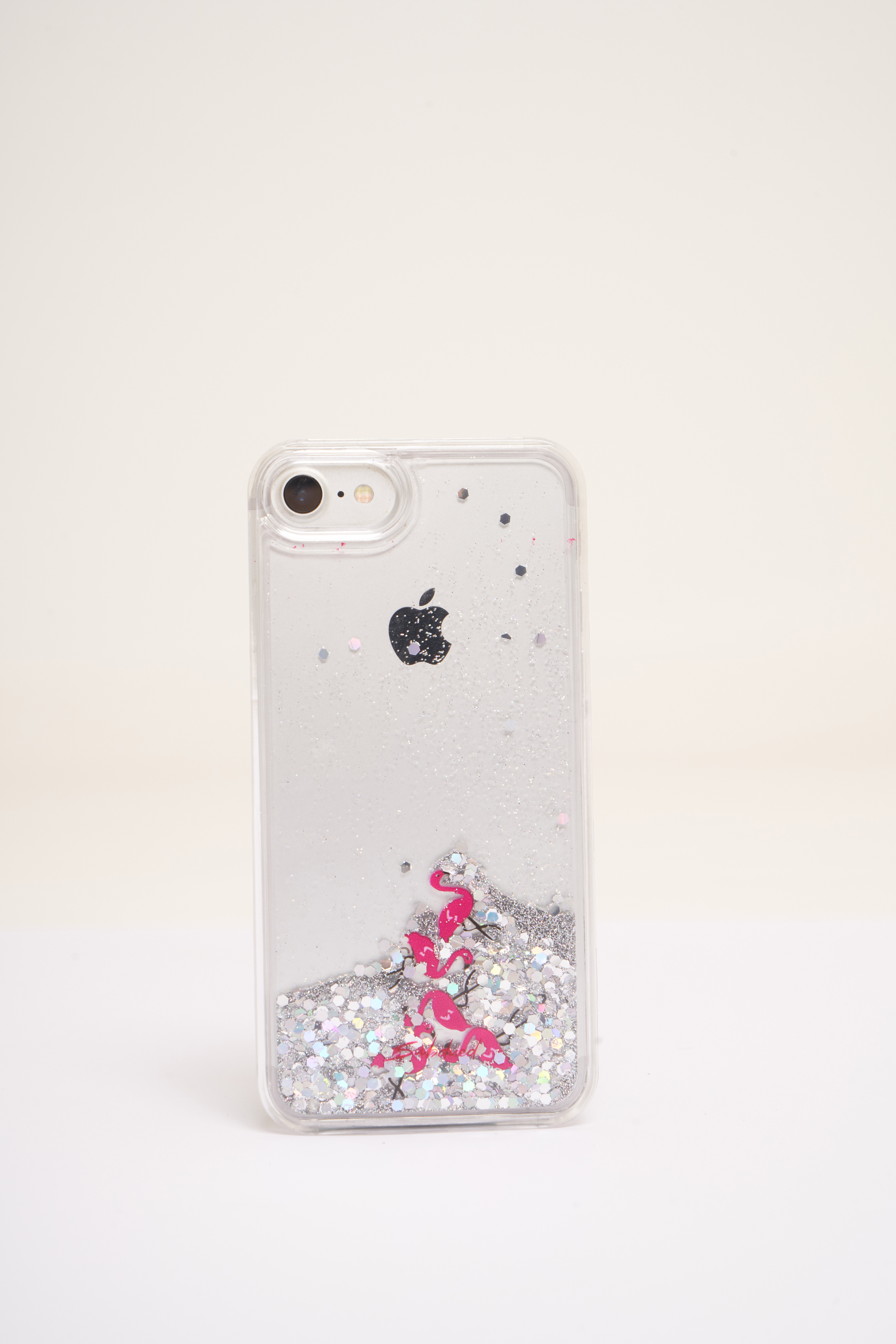 cover iphone 7 fenicotteri