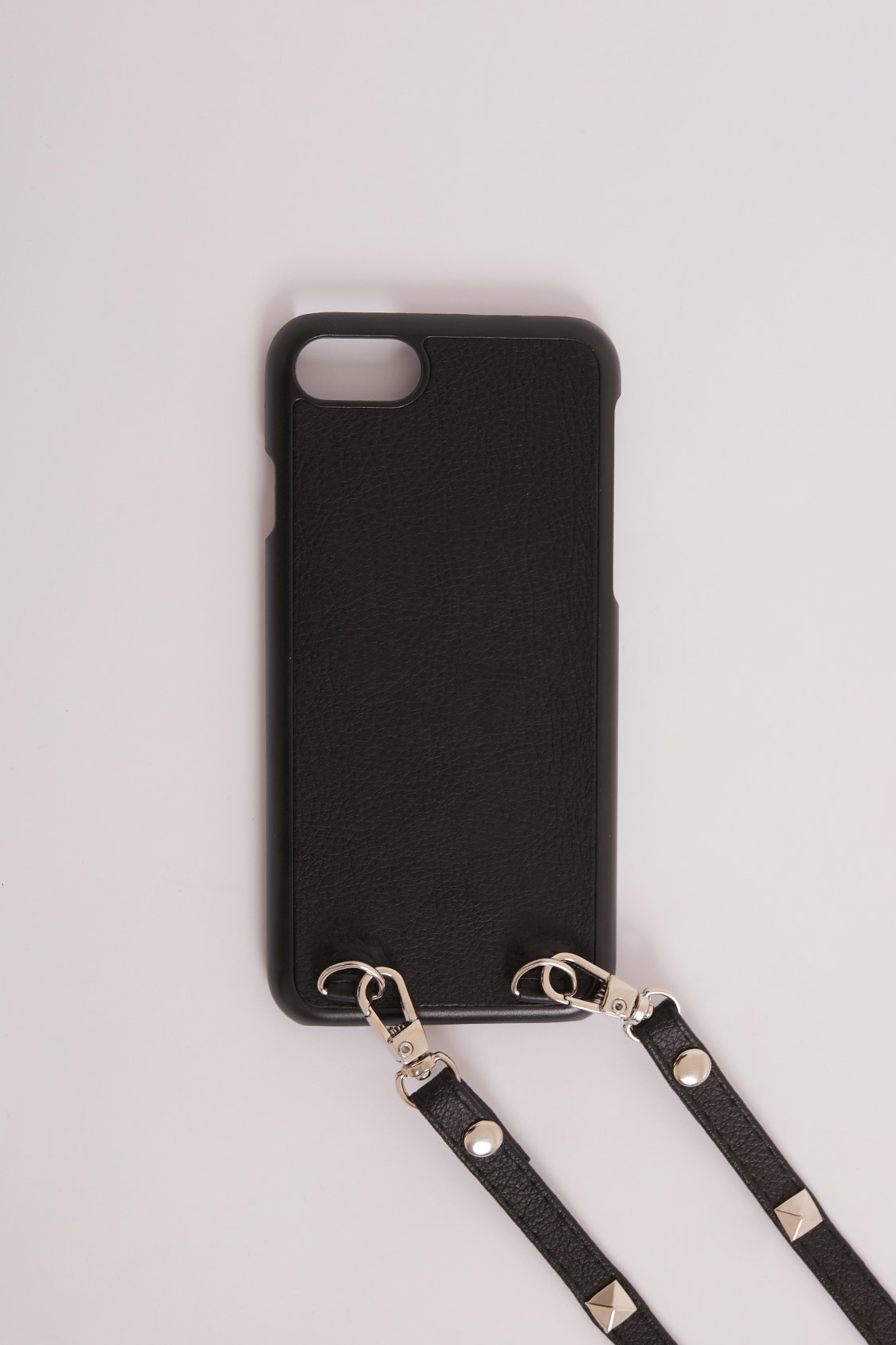 Cover catena & borchie - iPhone 7/8