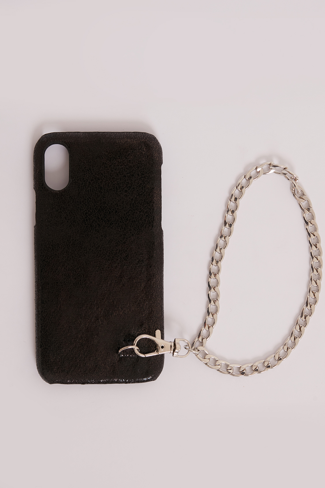 Chain phone case - iPhone X