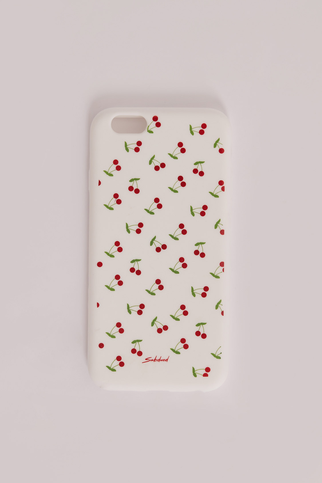 new arrival 67507 9f724 Cherry phone case - iPhone 6/6s