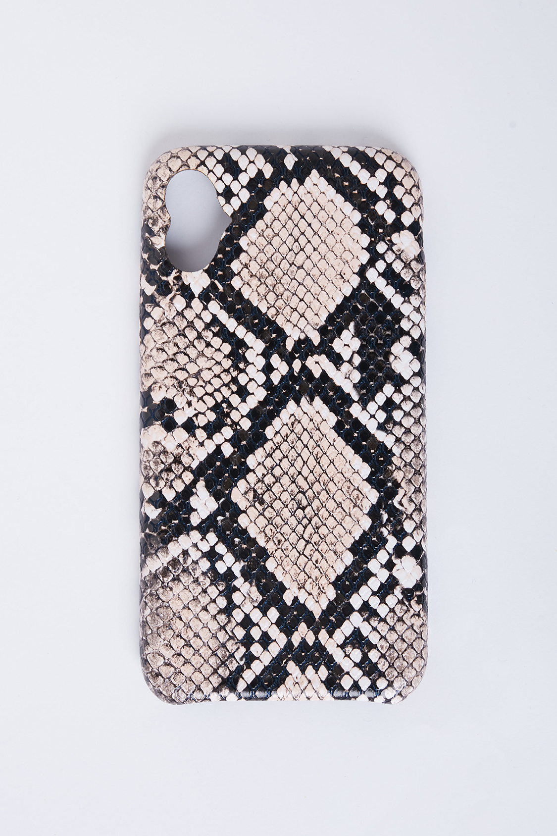 Cover ecopelle - iPhone x/xs
