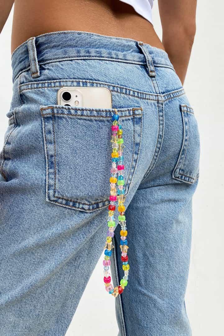 Lucky phone chain