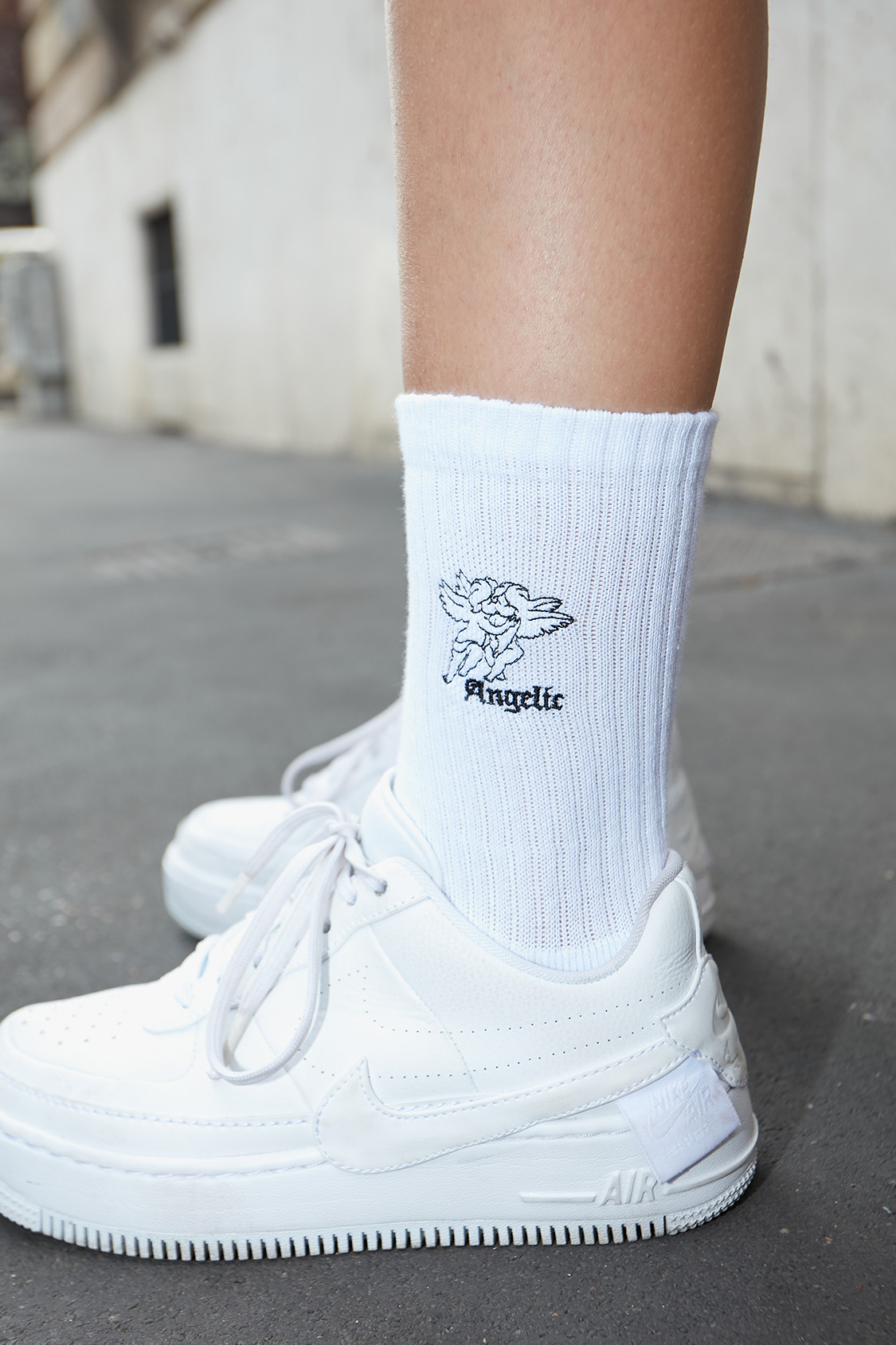 Angelic socks