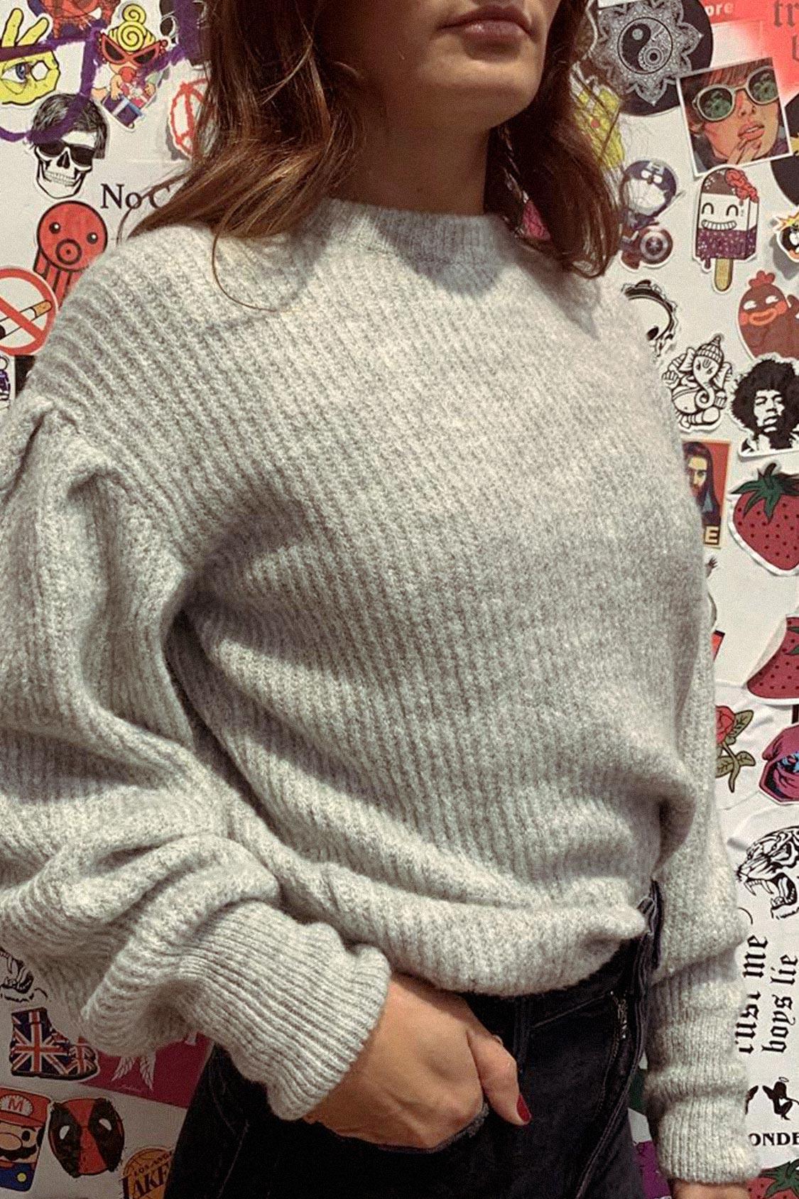 Jersey manga aglobada