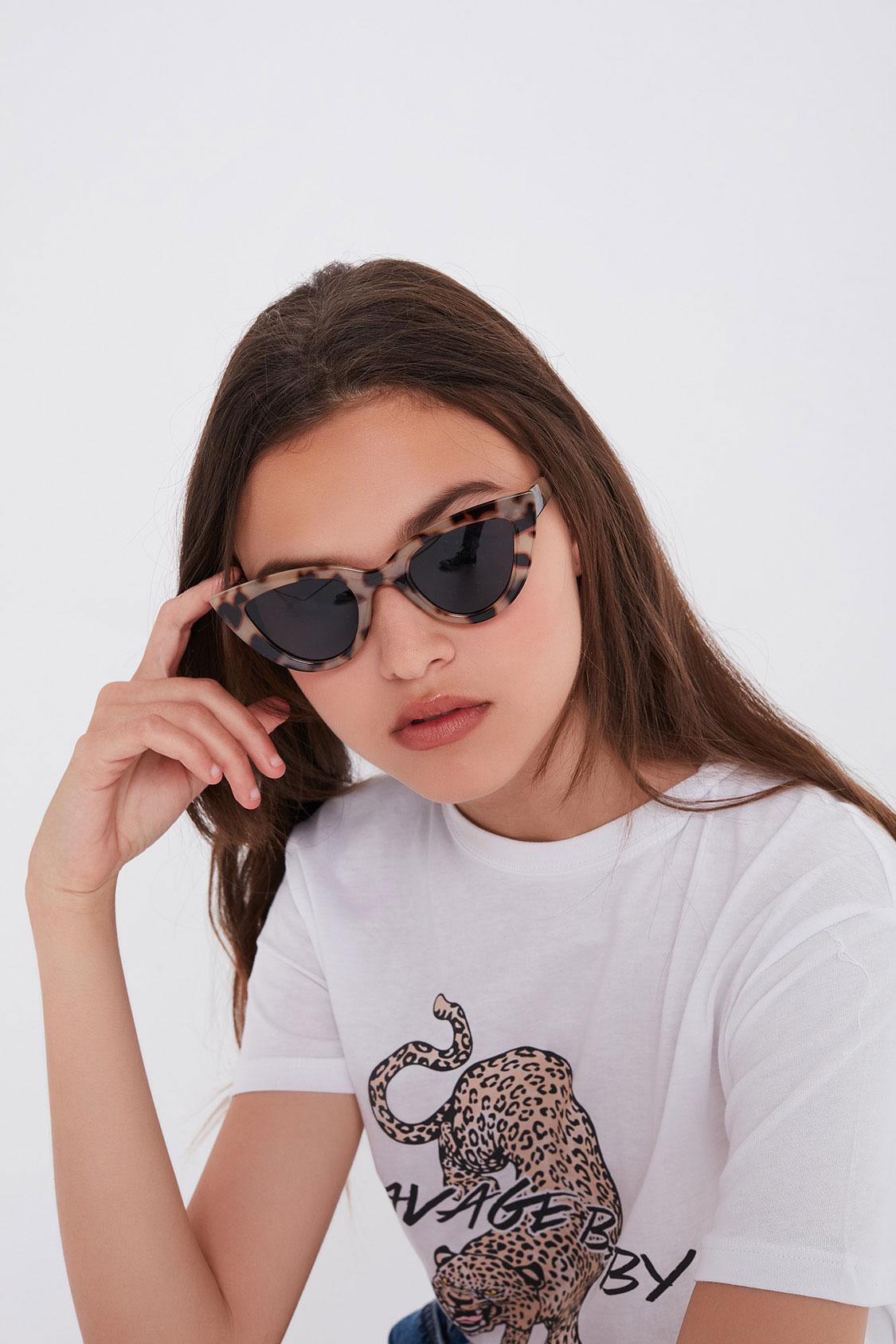 Gafas de sol de gato
