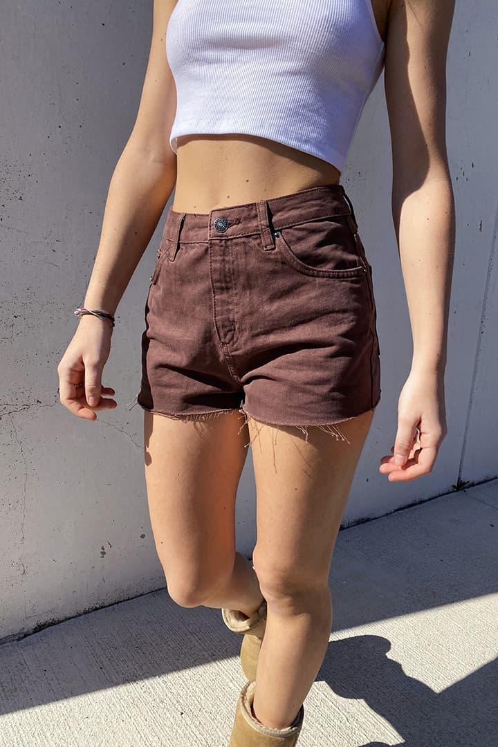 Shorts High-Waist