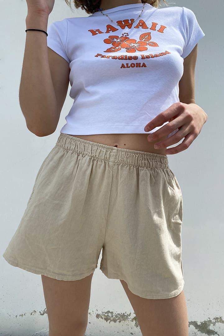 Shorts tasche
