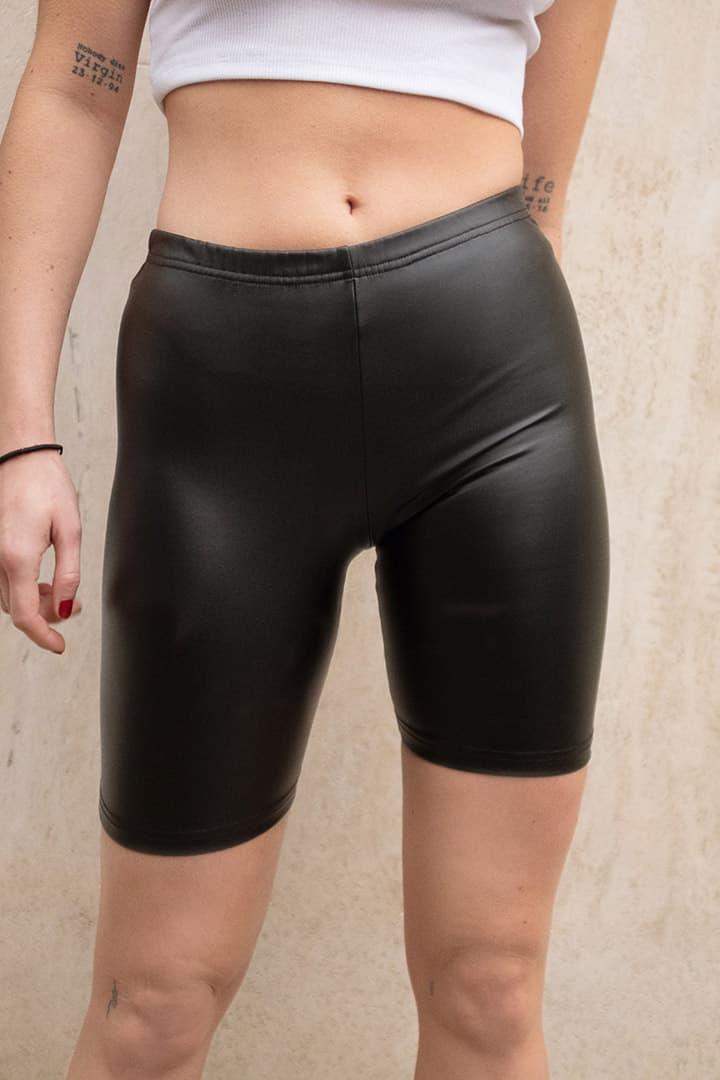 Shorts ciclistas poli piel