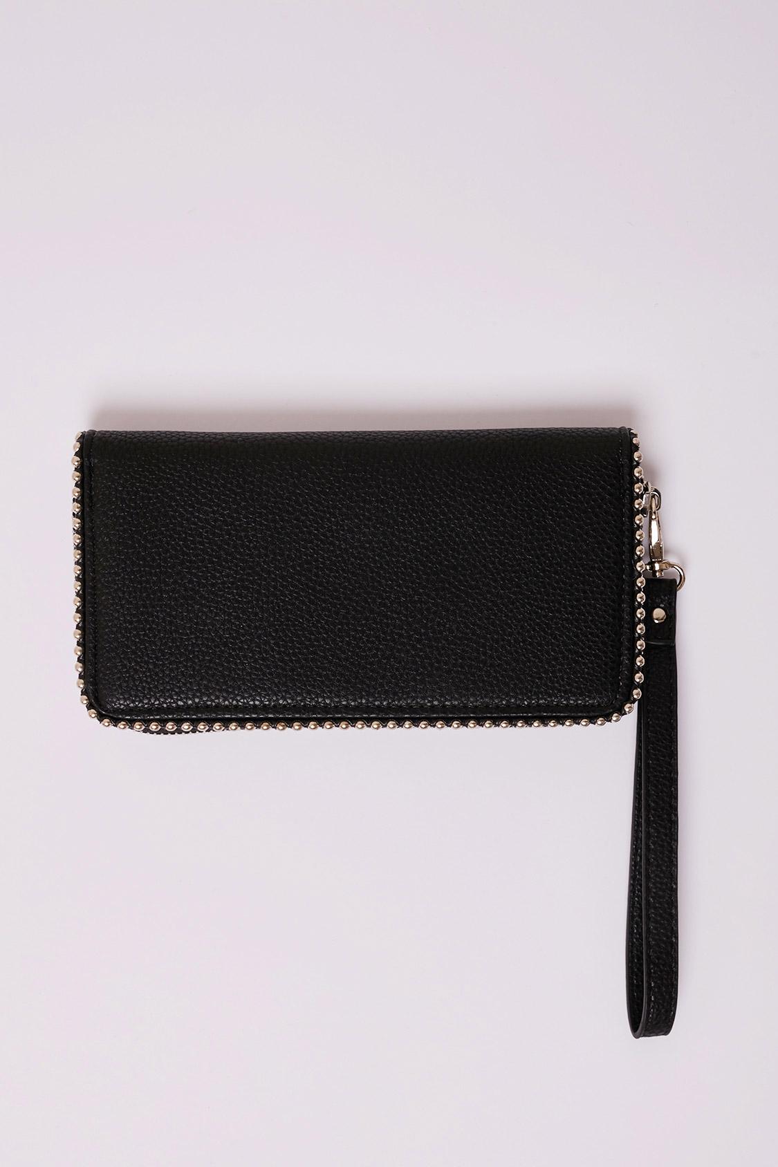 vasta selezione di dc88b a3c81 Portafoglio con borchie