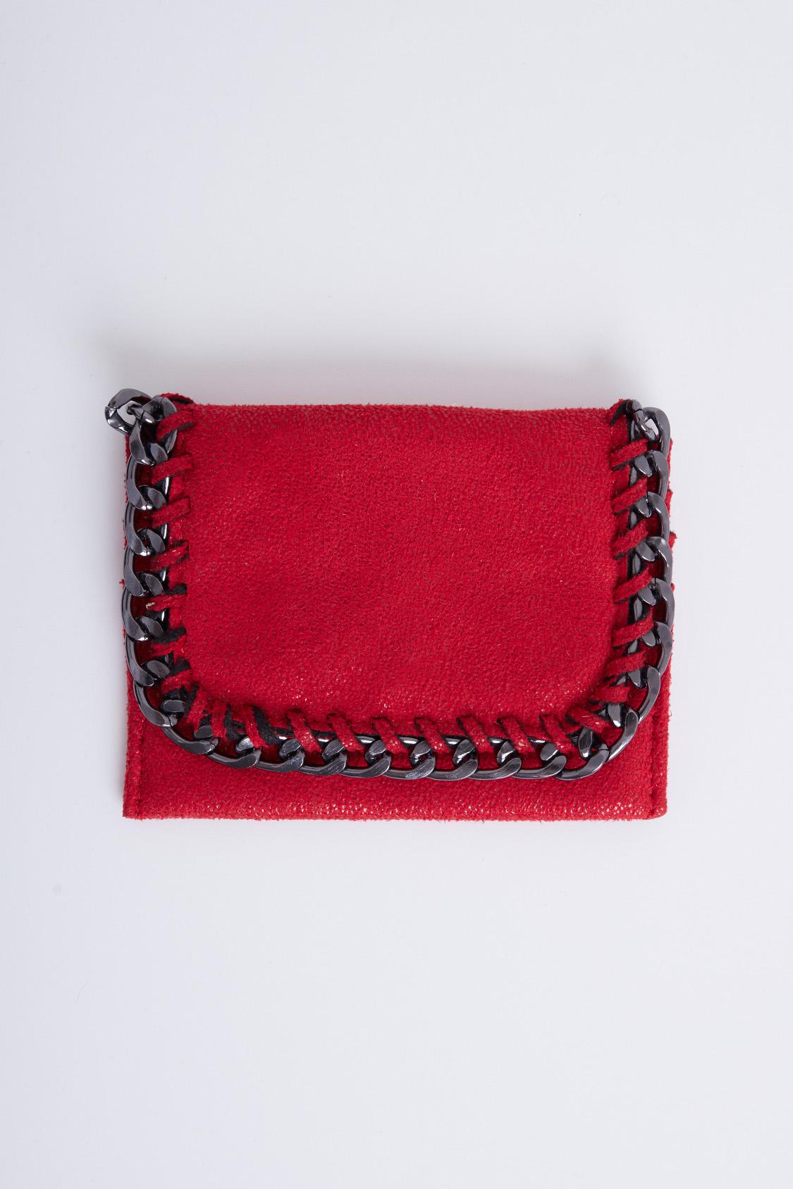 Mini Geldbörse Kette