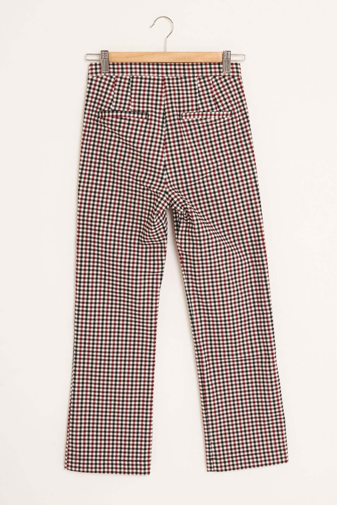 8537eac894 Checkered pants