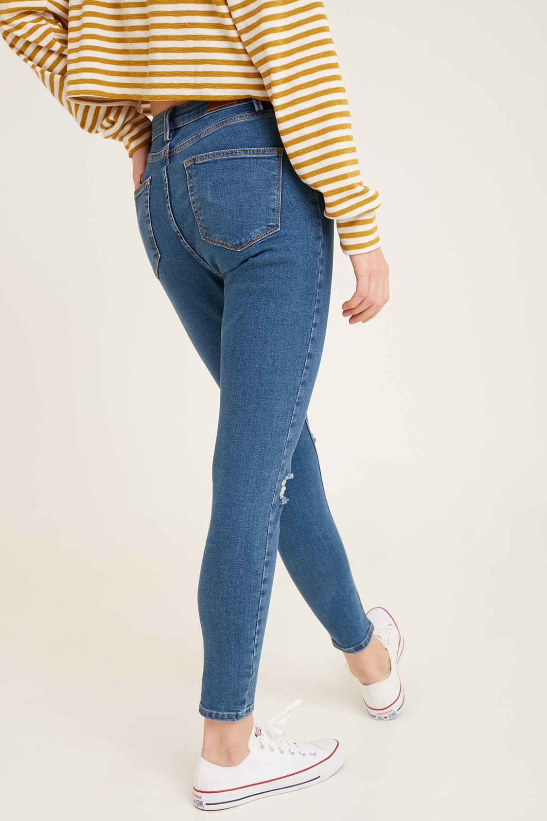 info for a1d14 06b72 Ripped skinny jeans