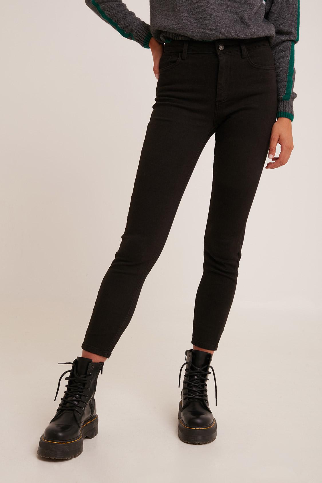scarpe da corsa acquista per ufficiale gamma molto ambita di Jeans skinny vita alta