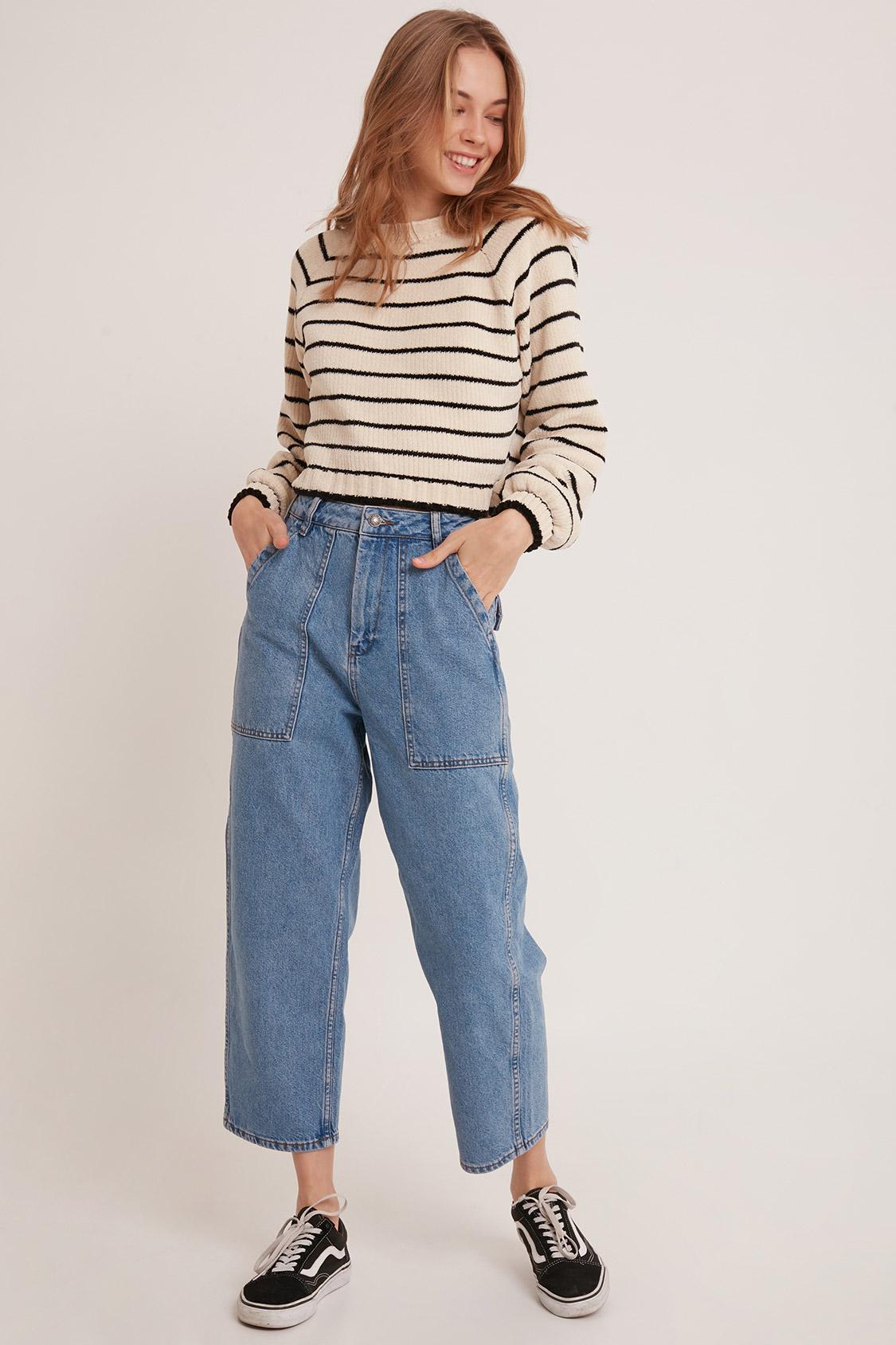 Jeans combat
