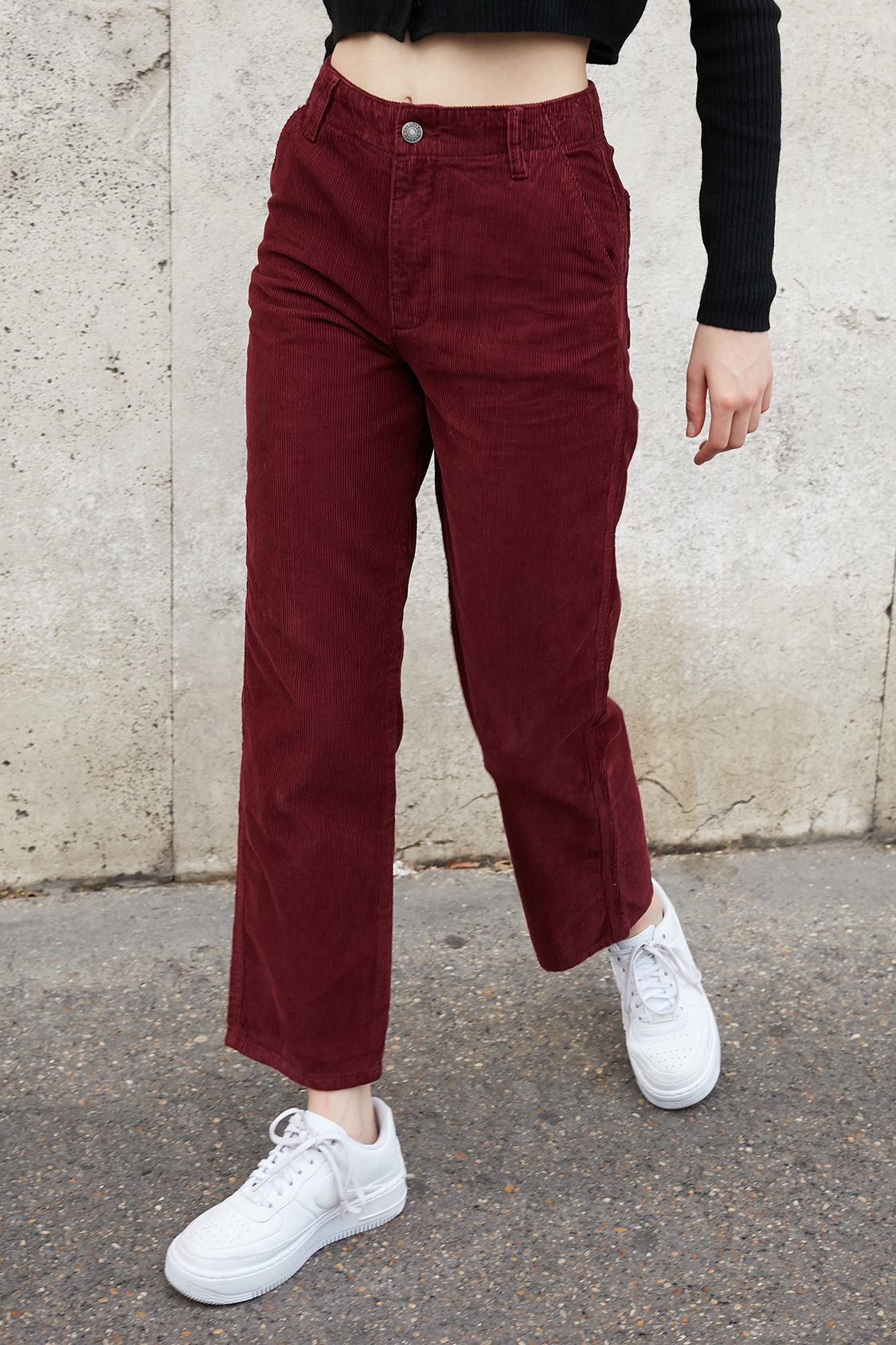 Pantaloni velluto a costine