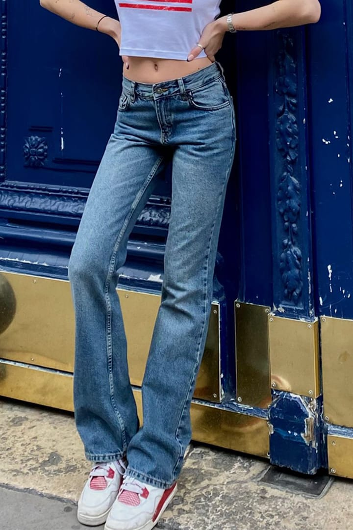 Jeans low rise