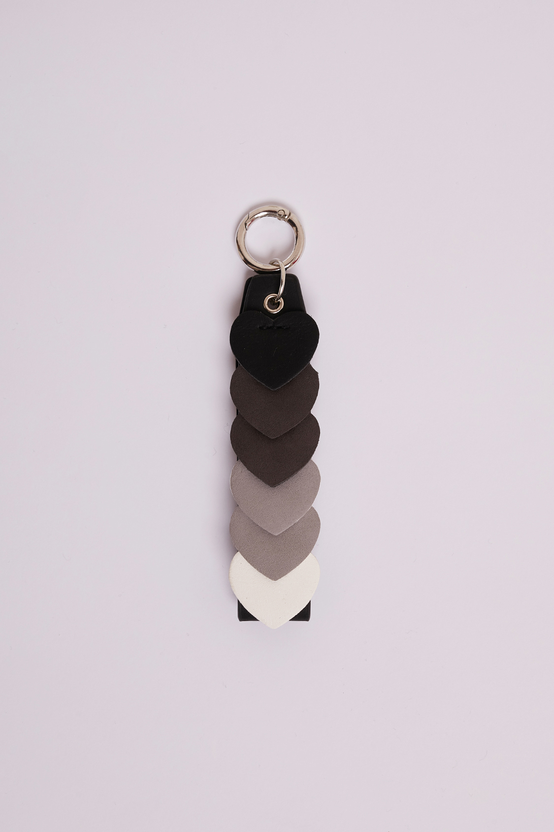 Multi heart key chain