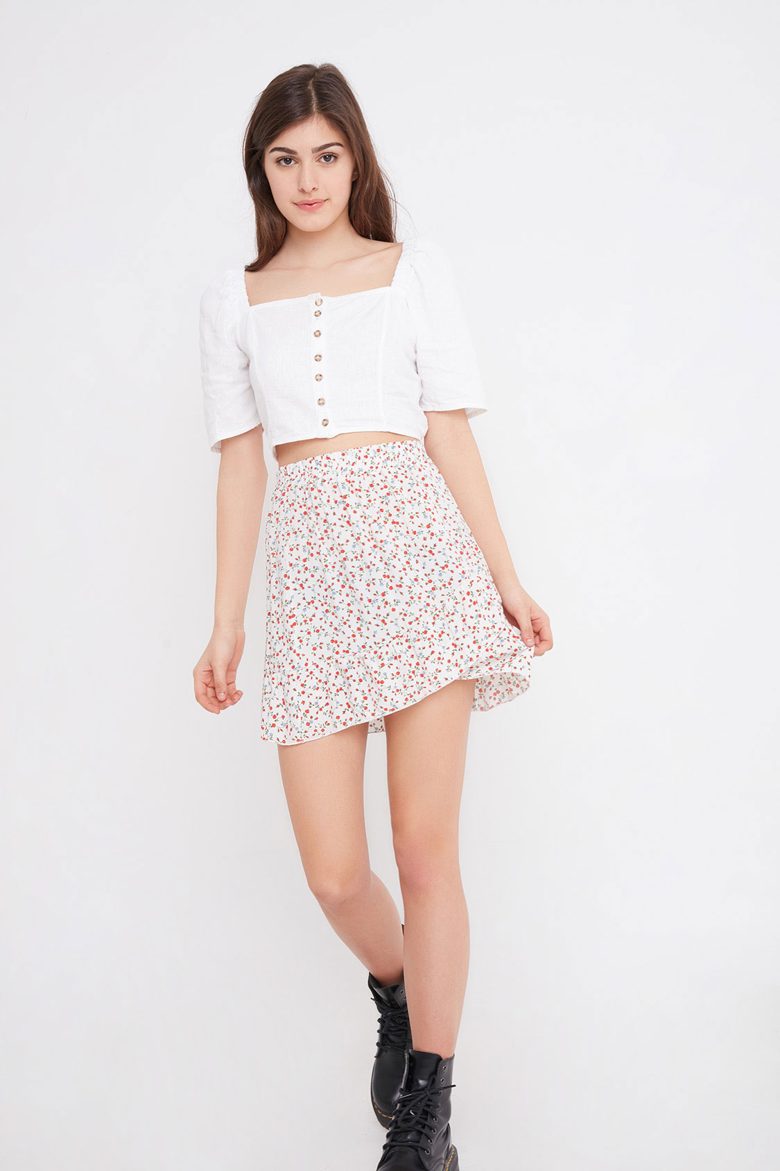 Buttons top